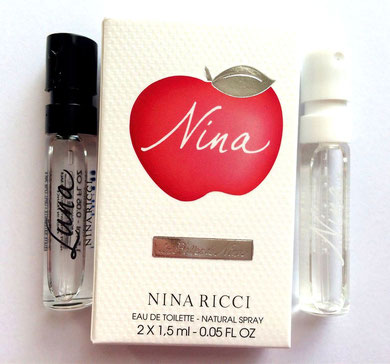 NINA 2ème VERSION - DOUBLE ECHANTILLON TUBES