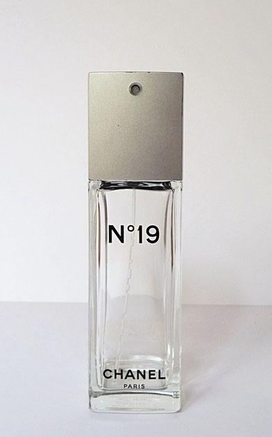 N° 19 - VAPORISATEUR EAU DE TOILETTE 100 ML