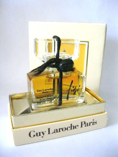 GUY LAROCHE - FIDJI : PARFUM 7 ML