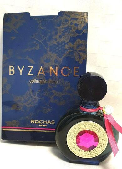 ROCHAS - BYZANCE COLLECTION BIJOU : FLACON VAPORISATEUR EAU DE PARFUM 25 ML