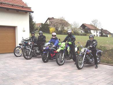 2004 Sternfahrt Kulmbach