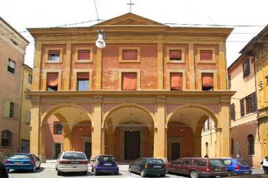 Santa Maria Maggiore in via Galliera a BOLOGNA