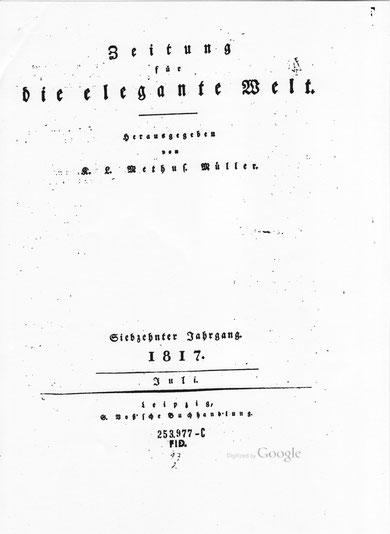 Recherche von Volker Henning