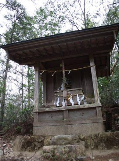 """Le temple du sommet de la colline du """"diable"""""""