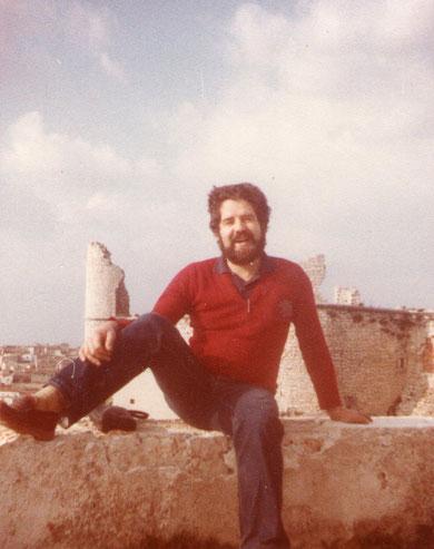 Pedro en Chinchón.