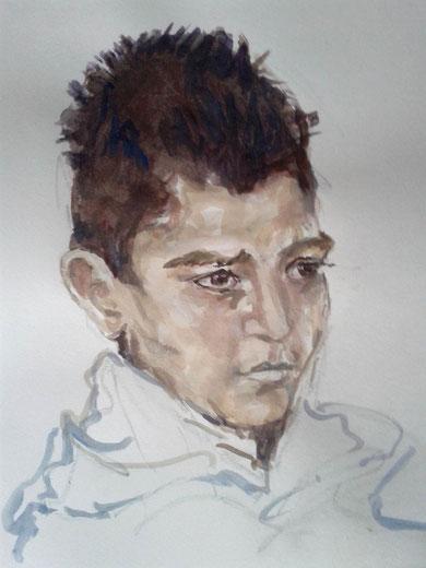 Porträt Surhan