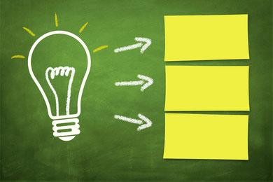 Stabilisci i contenuti per il tuo sito in base all'obiettivo