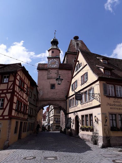 Stadtrallye Rothenburg