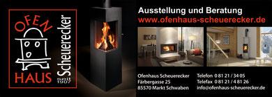 Baustellenbanner Scheuerecker