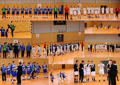 FINALE de la COUPE U17 Garçons: HB Esch - HB Dudelange