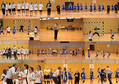 FINALE de la COUPE U17 Filles: HB Dudelange - HB Grevenmacher