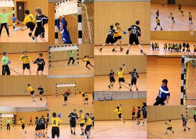 FINALE de la COUPE U12 Garçons: HB Péiteng - HB Esch