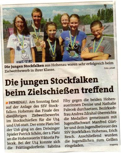Bezirksblatt 20.8.2014