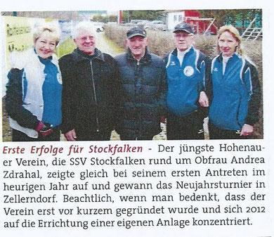 Gemeindeblatt Februar 2012