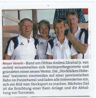 Gemeindeblatt Oktober 2011