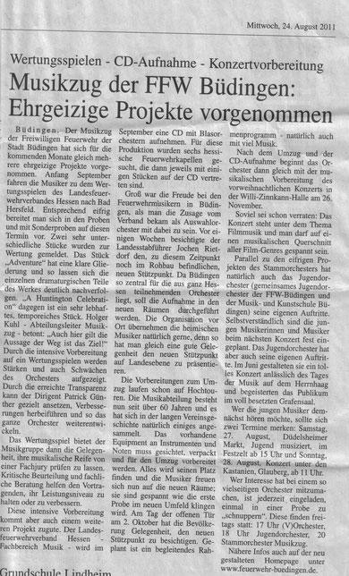 Mittelhessen-Bote 24.8.11