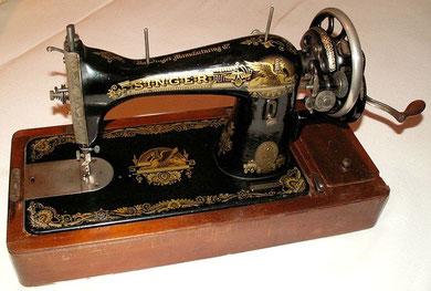 Singer-Nähmaschine 1920
