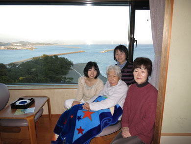 2013年1月26日 桂浜荘