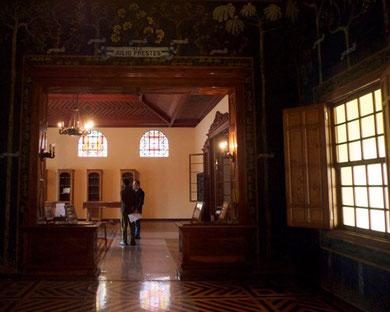 Museu Octavio Vecchi, área do acervo. Foto: Rubi