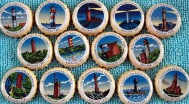 14 Stralsunder Leuchtturm Serie beige