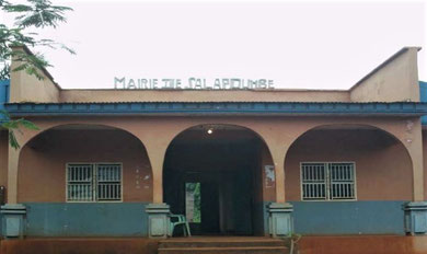 Hotel de ville de Salapoumbé