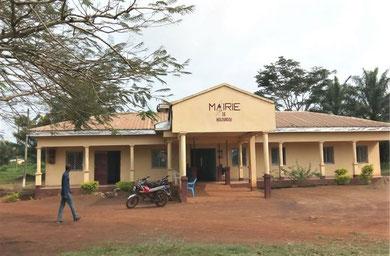 Hotel de ville de Moloundou