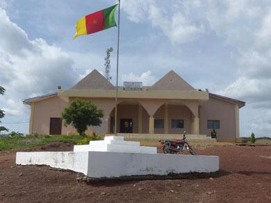 Hotel de ville d'Endom