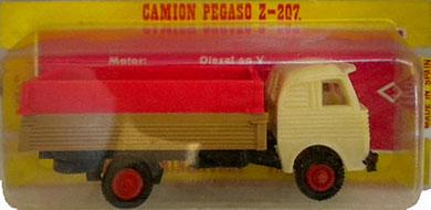 2092 Pegaso Barajas