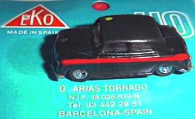 2006 taxi Madrid