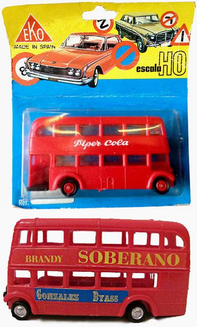 2110 Autobús Aclo con imperial