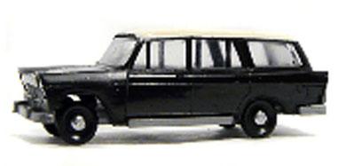 2035 Fiat 1800 familiar taxi Palma de Mallorca