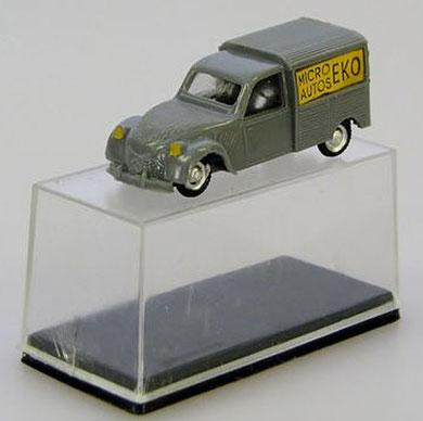 2034 Citroën 2CV furgoneta