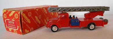 2019 Camión Magirus bomberos