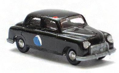 2006 taxi La Coruña