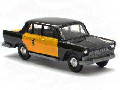 2032 Taxi Barcelona