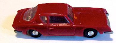 2075 Studebaker Avanti