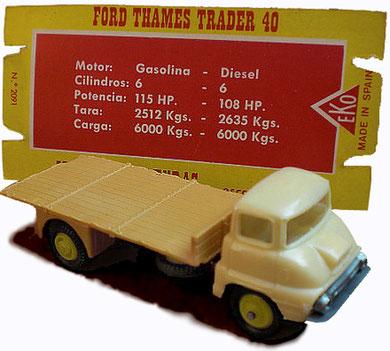2091 Ford Thames