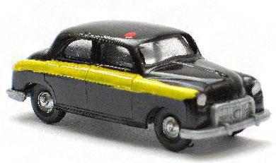 2006 taxi Valencia