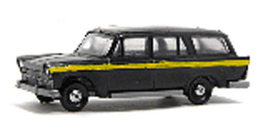 2035 Fiat 1800 familiar taxi Valencia