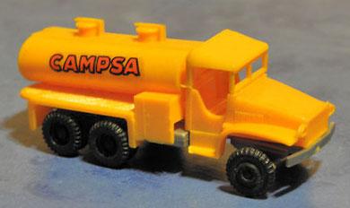2058 Camión GMC cisterna