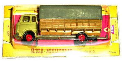 2067 Camión Barreiros