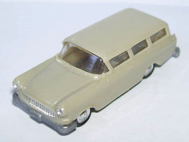 2040 Opel Caravan