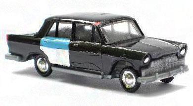 2032 Taxi Santander