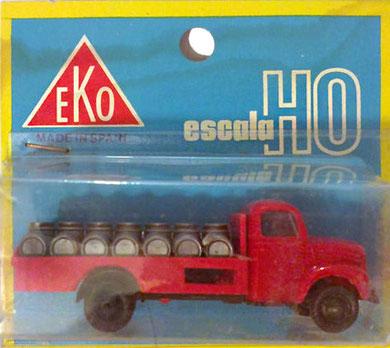 2121 Ebro transporte de barriles