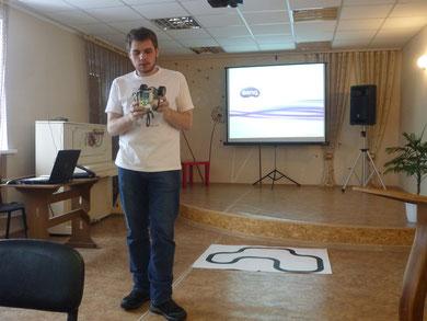Самойлов В.С. Ведущий инженер программист информационно-технического отдела РИИ Алт ГТУ