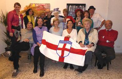 Club-members, October 2014