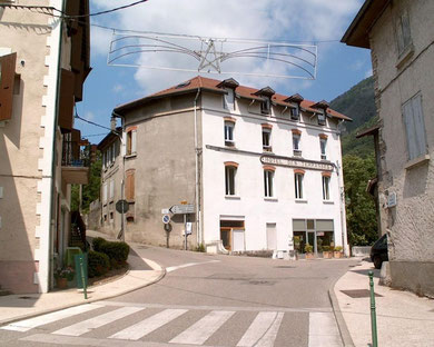 L'Hôtel des Terrasses, aujourd'hui.