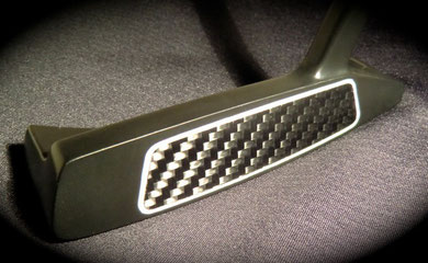 Odyssey White Ice #6 optimized with carbon fiber insert.