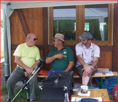 Im Gespräch 2008 auf der BW FK-Meisterschaft
