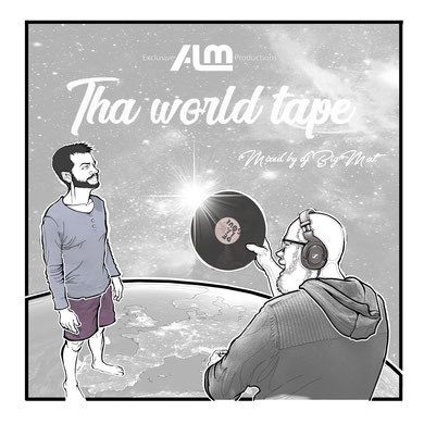 ALM - Tha World Tape (2018) [Production, Mix, Mastering]